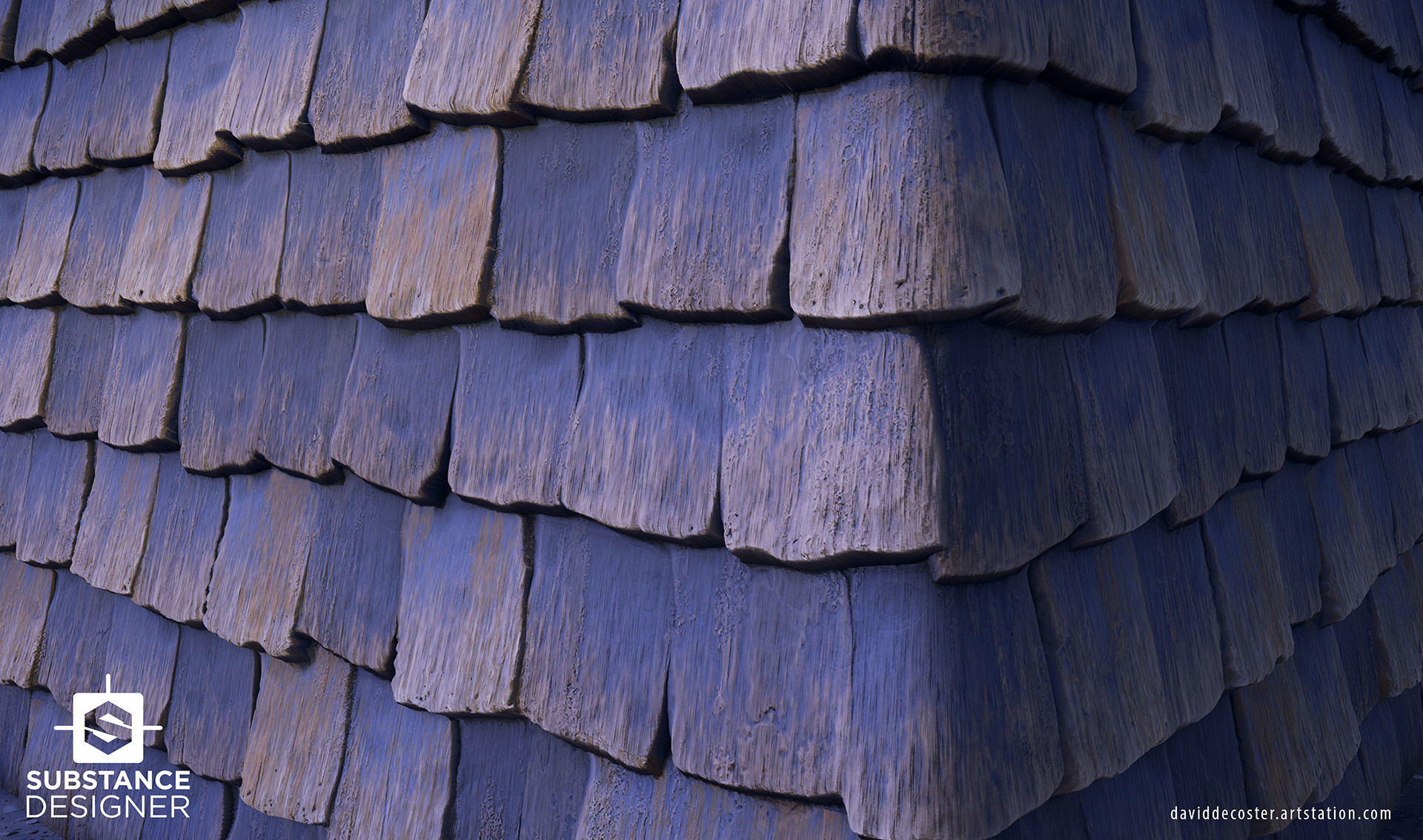 David decoster decoster roof shingles 03 detail