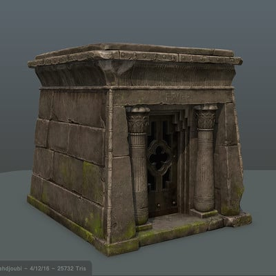 Marjan mahdjoubi mausoleum marmoset marjanmahdjoubi