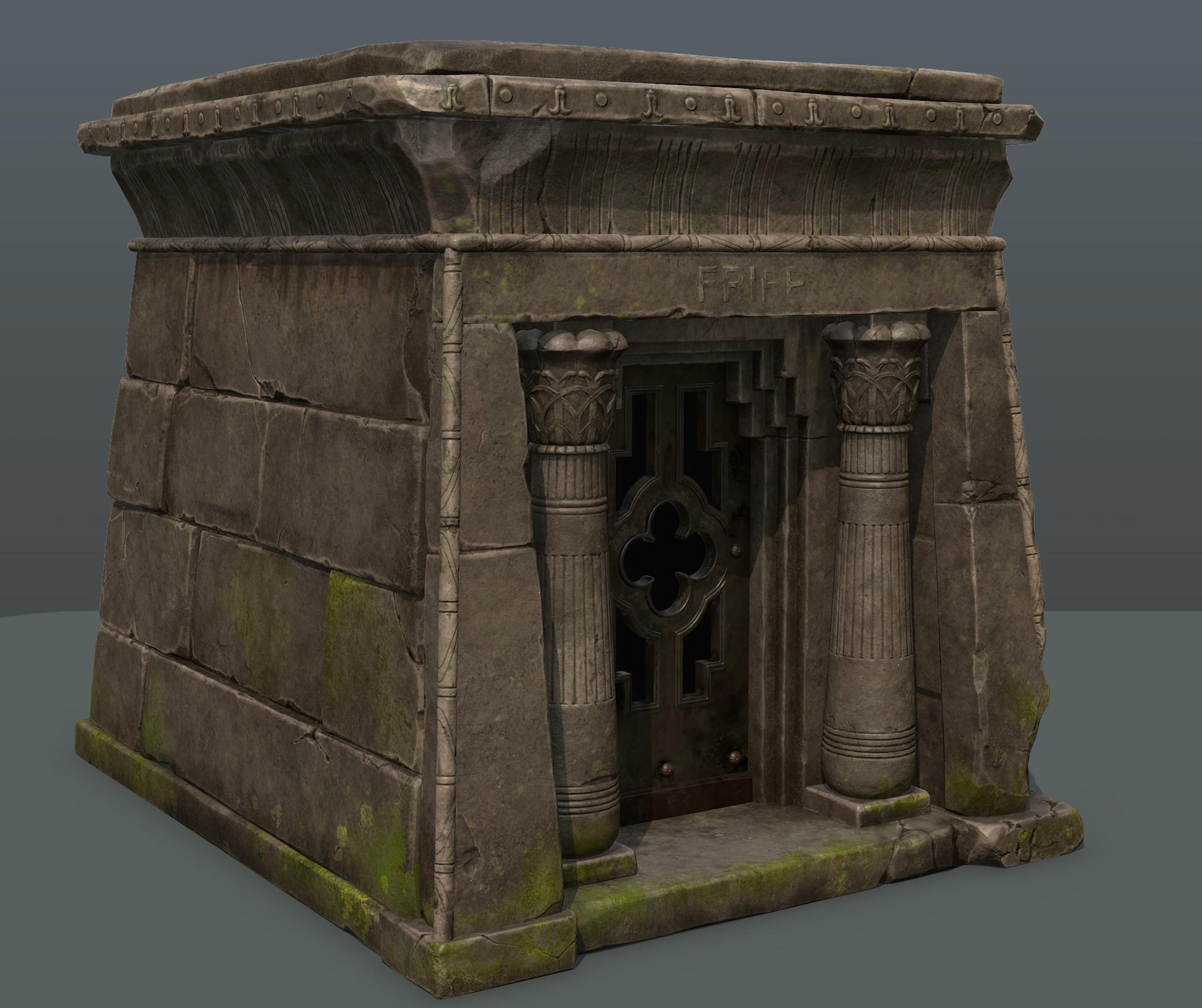 Marjan mahdjoubi mausoleum01