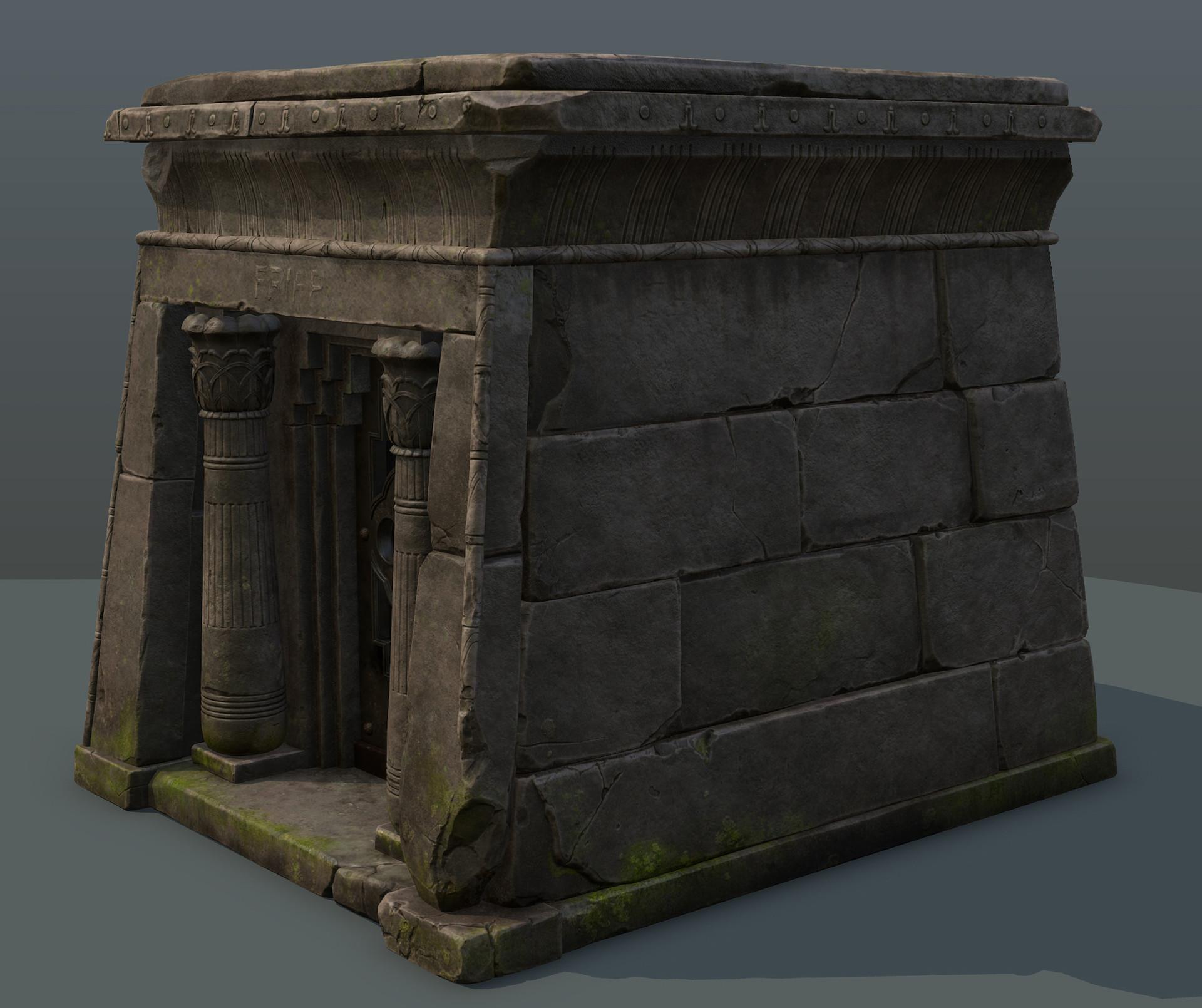 Marjan mahdjoubi mausoleum03