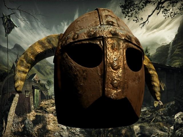 Petar doychev viking helmet 5