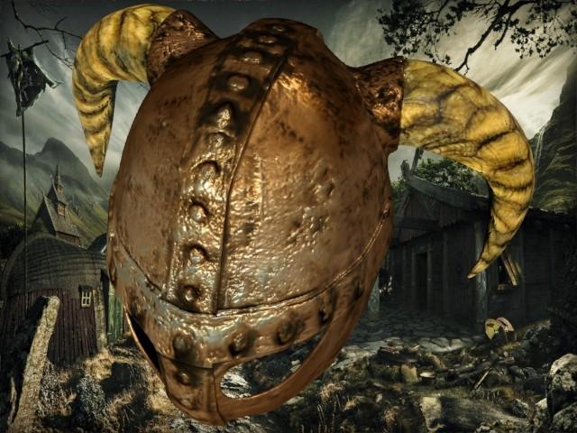 Petar doychev viking helmet 8