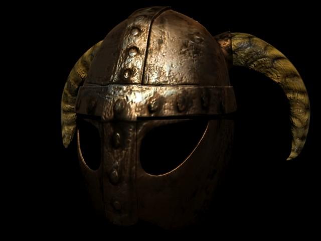 Petar doychev viking helmet
