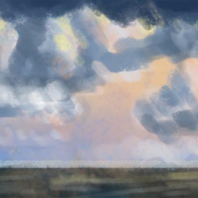 Malaink s sky