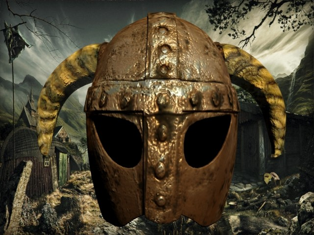Petar doychev viking helmet 10