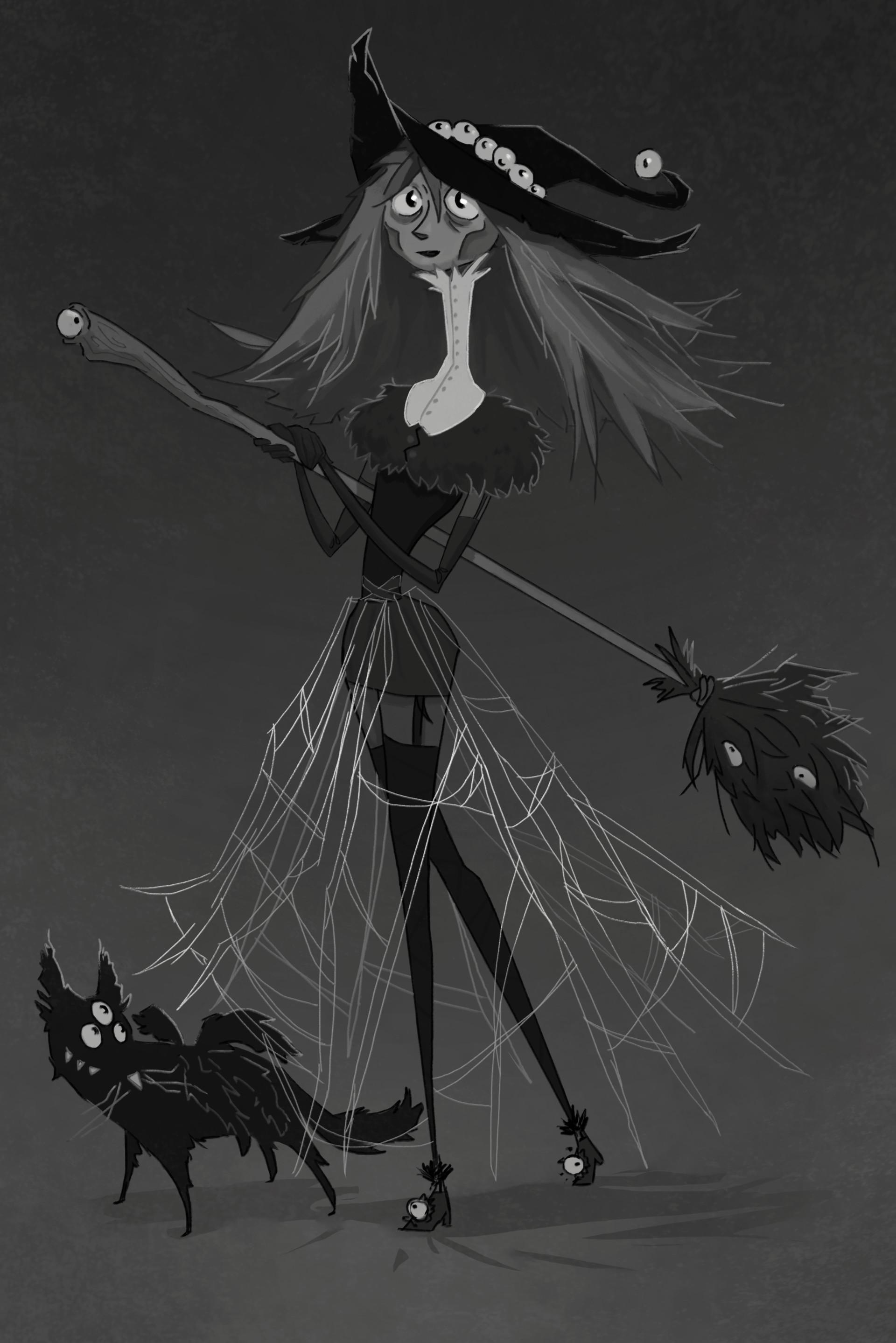 Vivien lulkowski finished anna arachnophobia