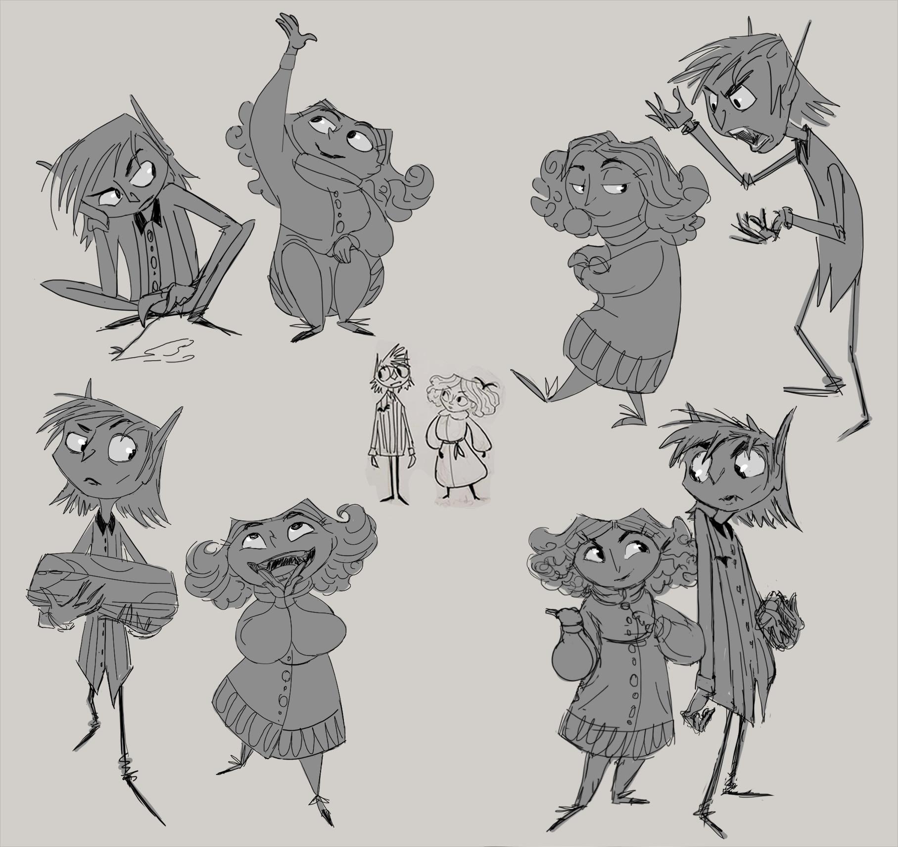 Vivien lulkowski vampire children