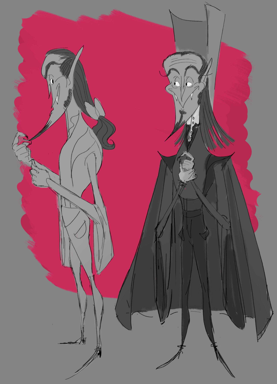 Vivien lulkowski vampire full body2