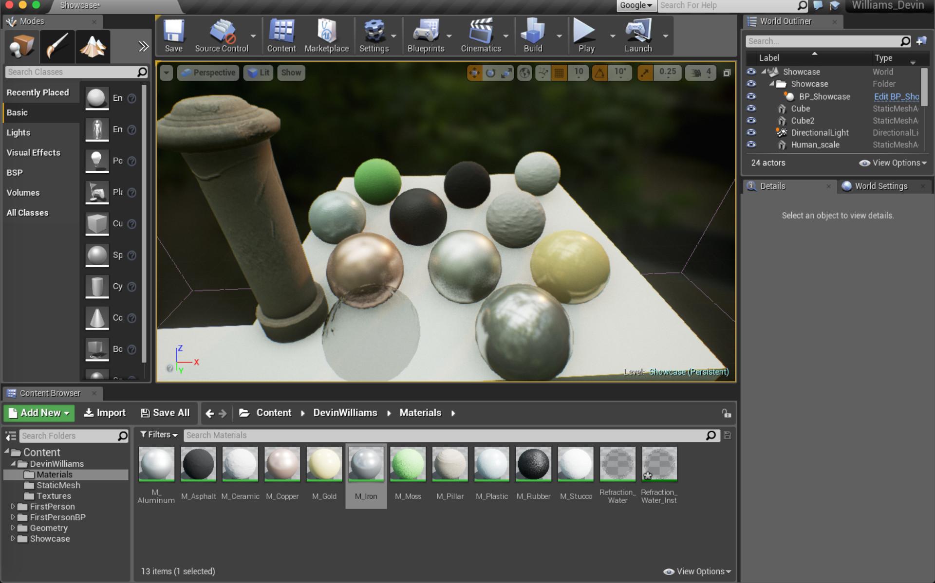 ArtStation - ACG (Art Creation for Games) Daily Assignment 2 Pillar