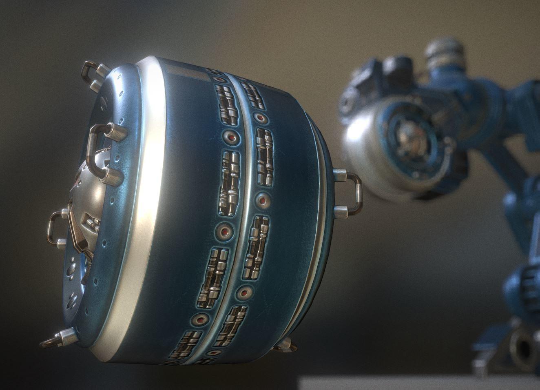 Blue Version