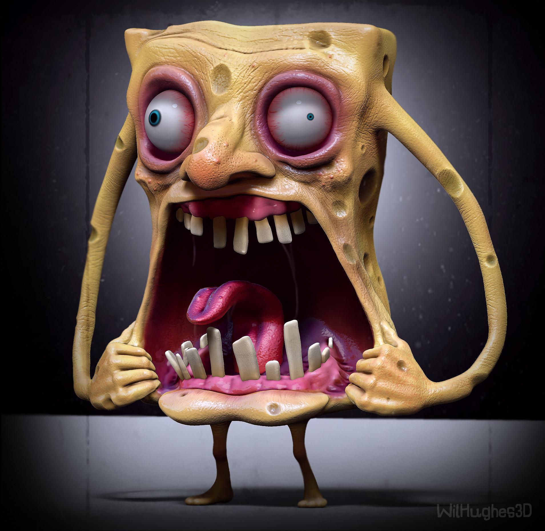Wil hughes spongebob