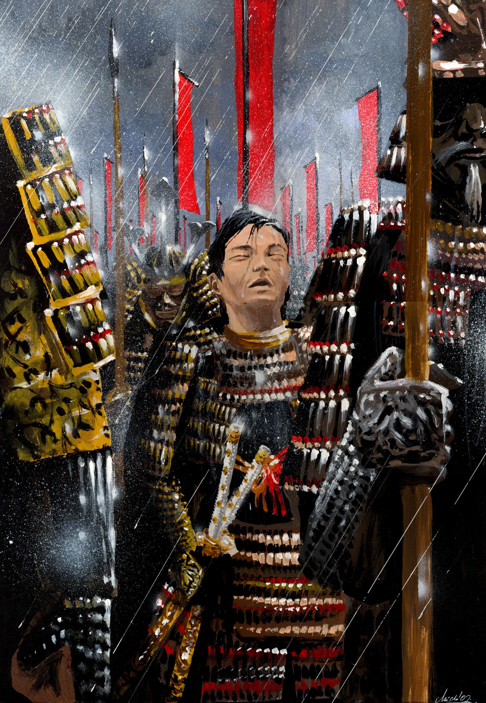 Midhat kapetanovic samurai rain