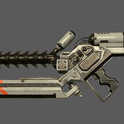 Rally 3d studio arc gun 02