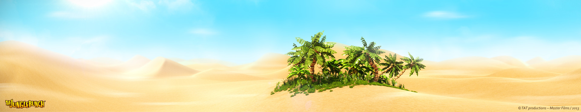 Mickael lelievre oasis path pano 01