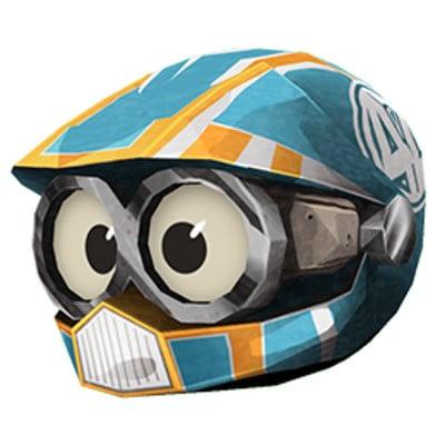 Marie bonhoure helmets