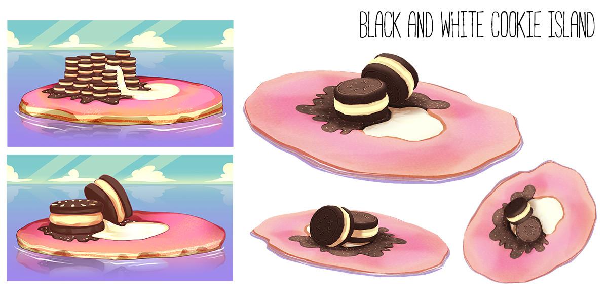 Marie bonhoure bwcookie island
