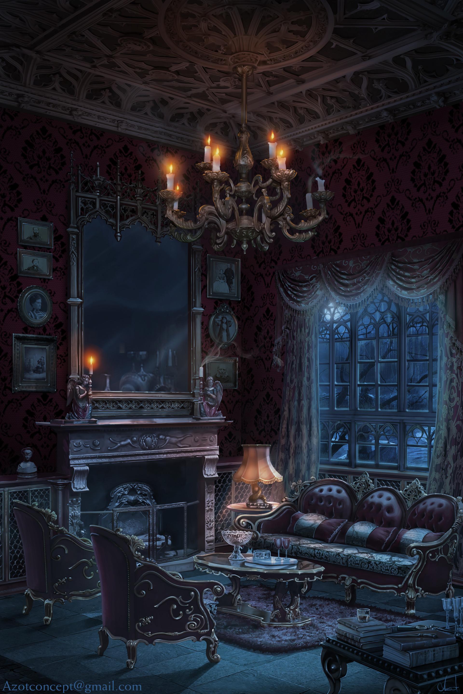 Vampire`s Room, Ihor Reshetnikov