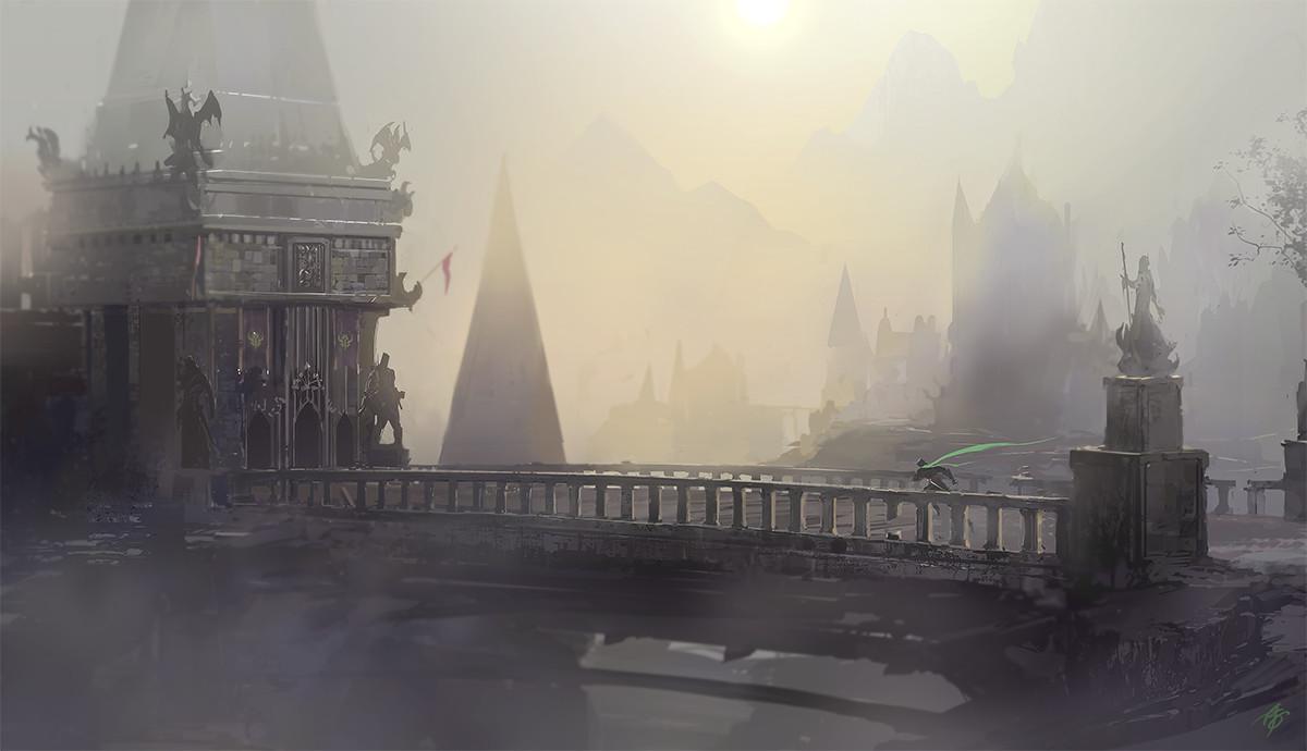 Allen song bridge