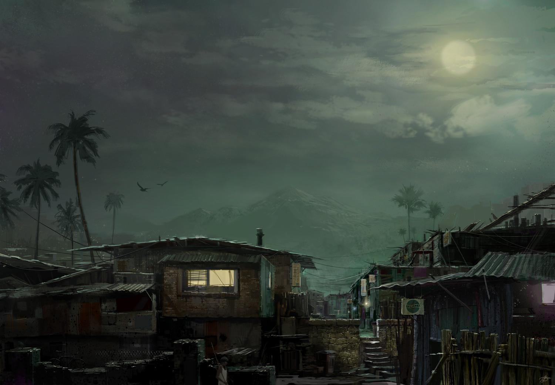 Allen song slums