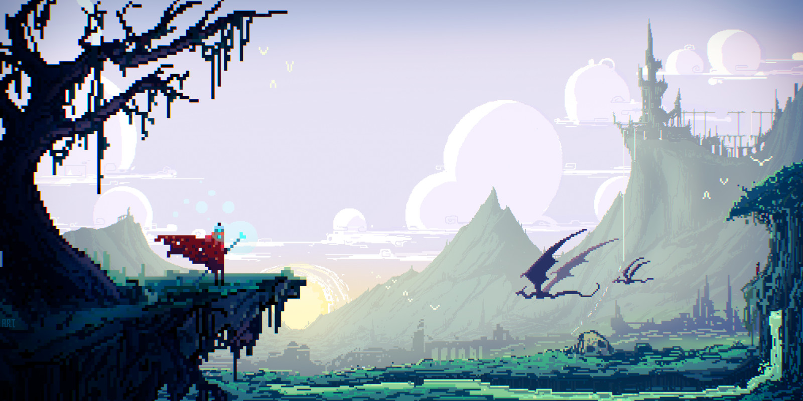 Pixel Journey