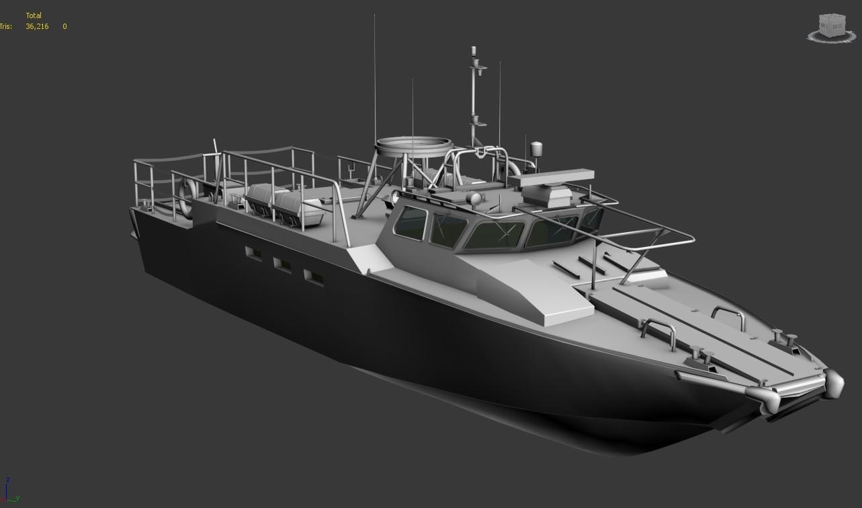 Weidi Kang Combat Boat Cb90