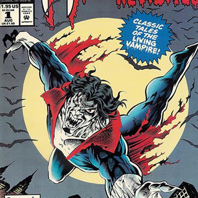Gary barker morbius