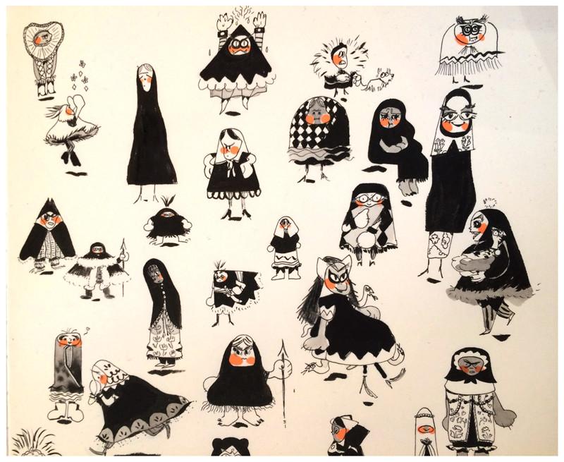 Anais marmonier witch oriental anais marmonier character design disney 4