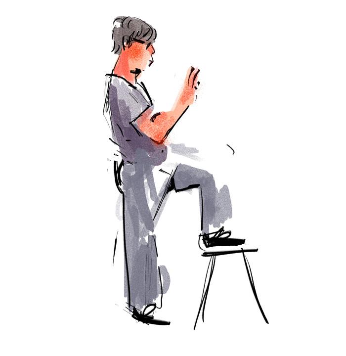 Anais marmonier life drawing 3