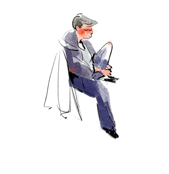 Anais marmonier life drawing 7