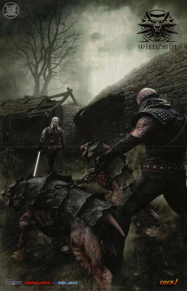 Pawel libiszewski witcher cover02 publicated