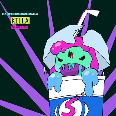 Alex x x wiwek skrillex ft elliphant killa slushii remix