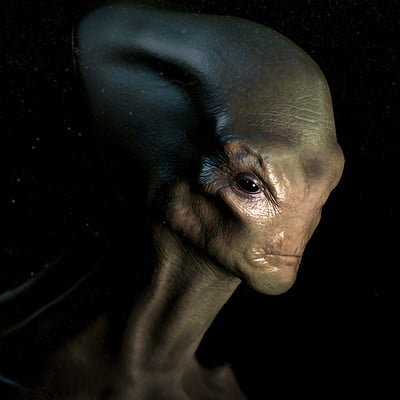 Wil hughes james alien