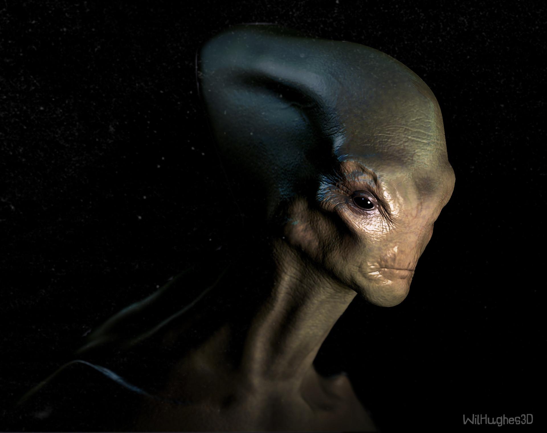 Wil hughes james alien