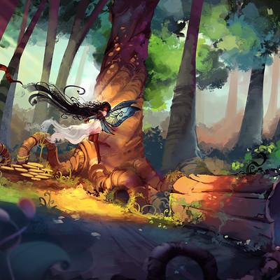 Daniel bogni 03 secret forest