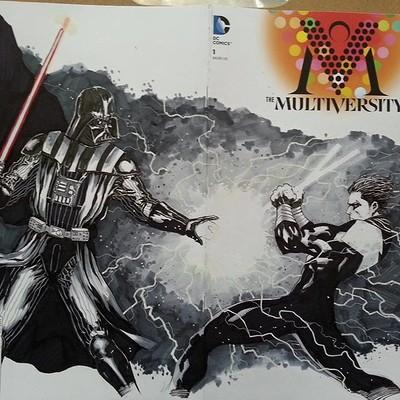 Ace continuado dark side vader