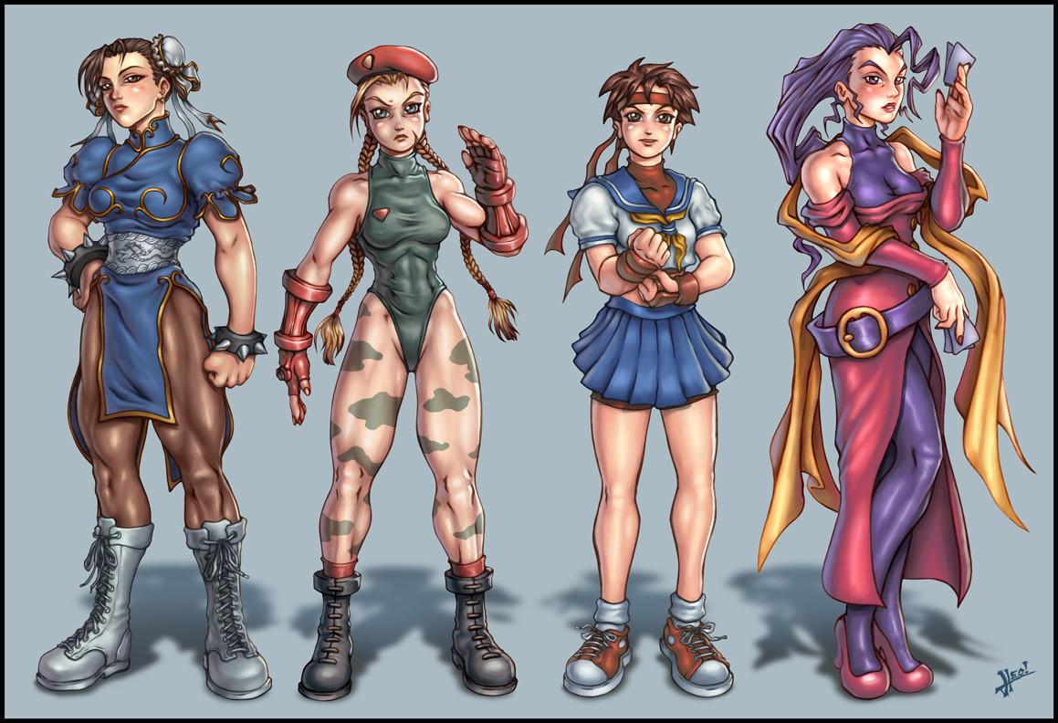 SF girls