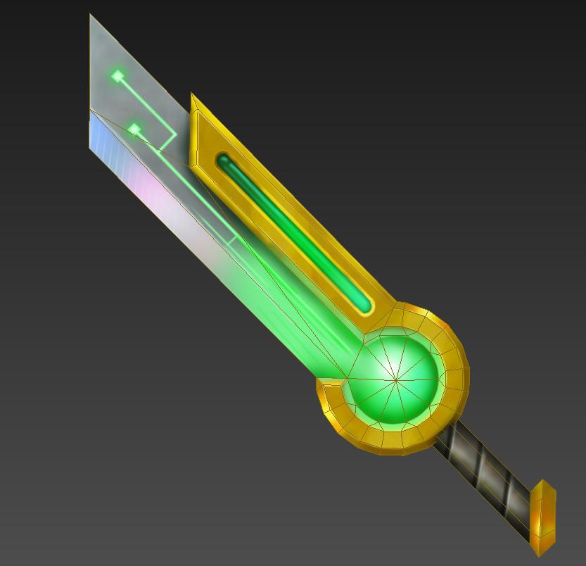 Oziel leal salinas elektra sword 2