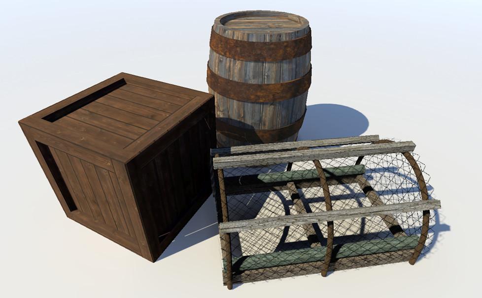 Micah peterson medieval assets