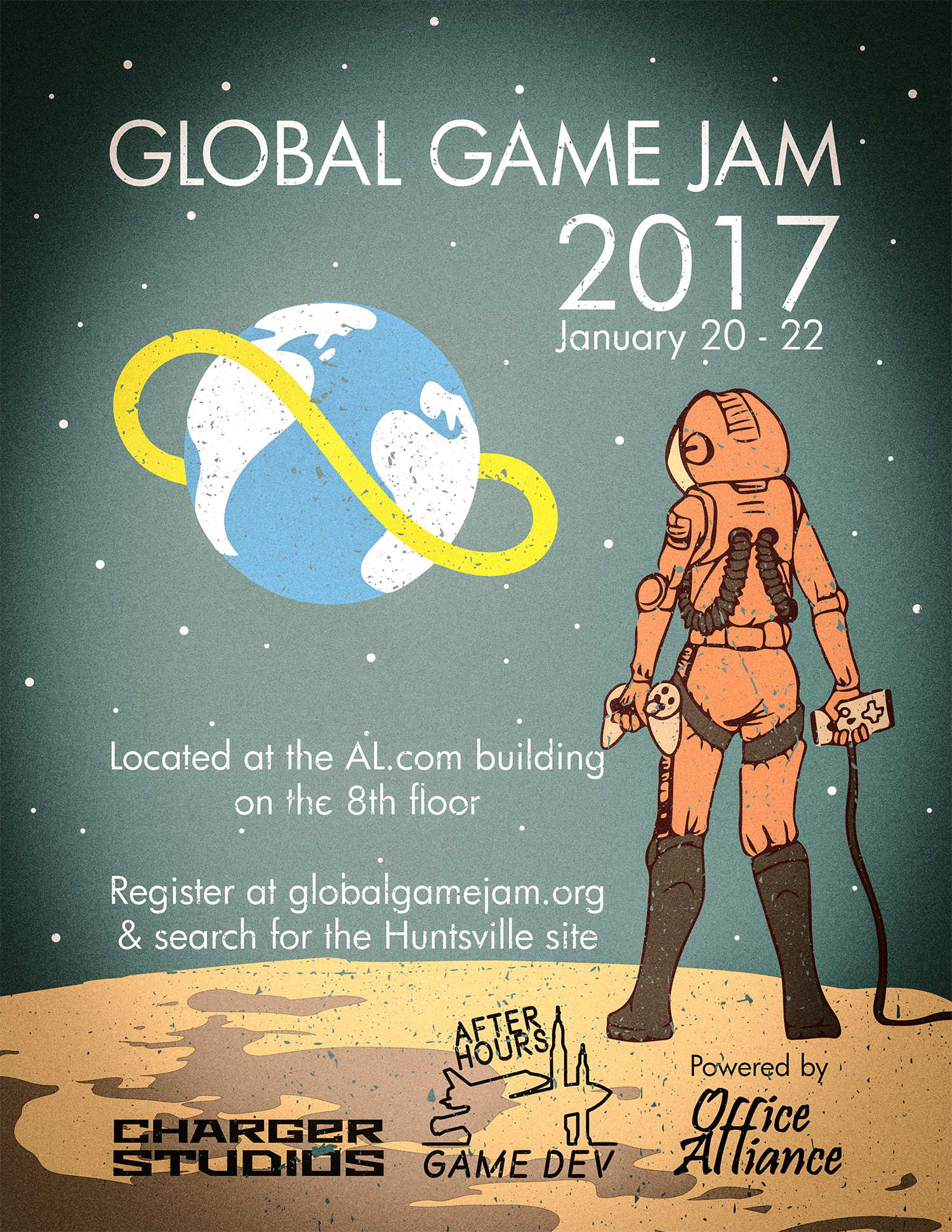 Jessica bailer global game jam poster 2017 fixed resized