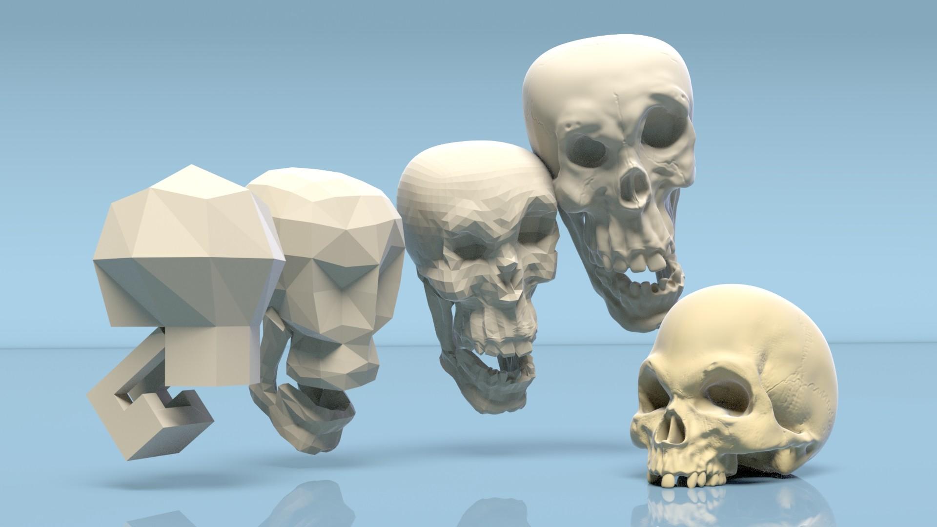 Michael wu 30 skull