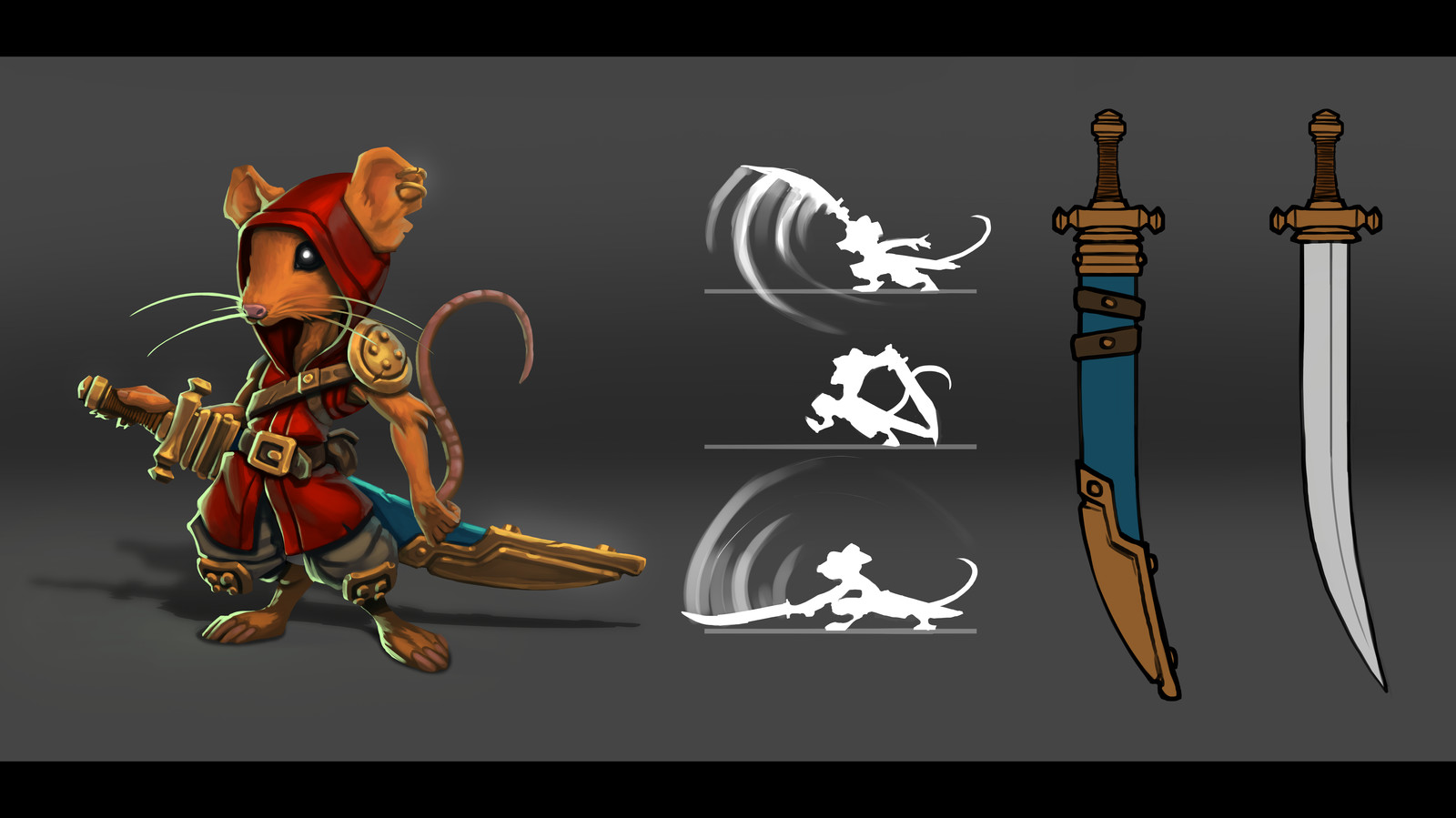 Concept Mouse Fighter