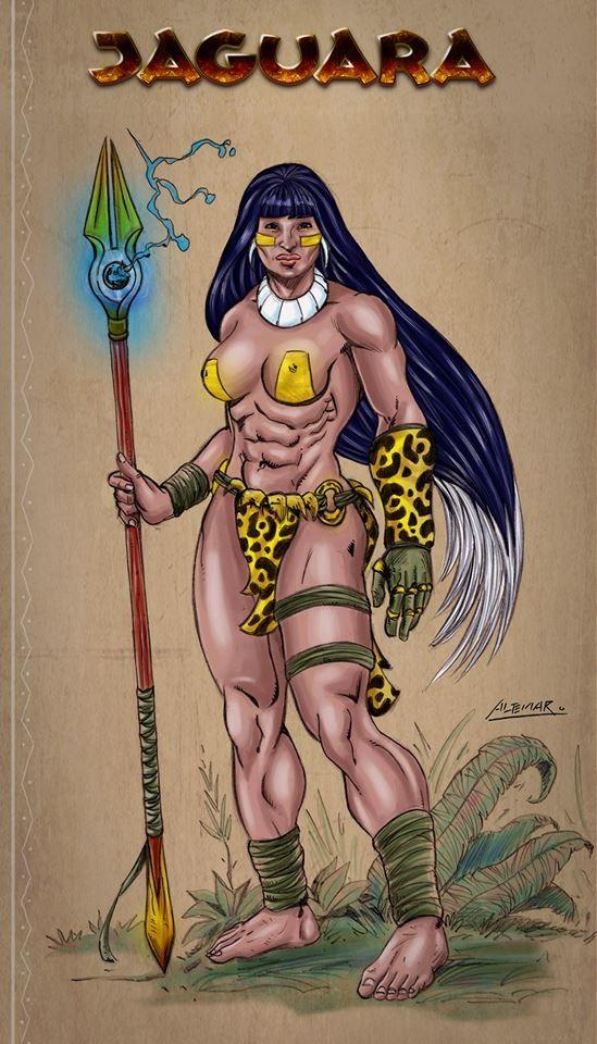 Jaguara - The great sovereign