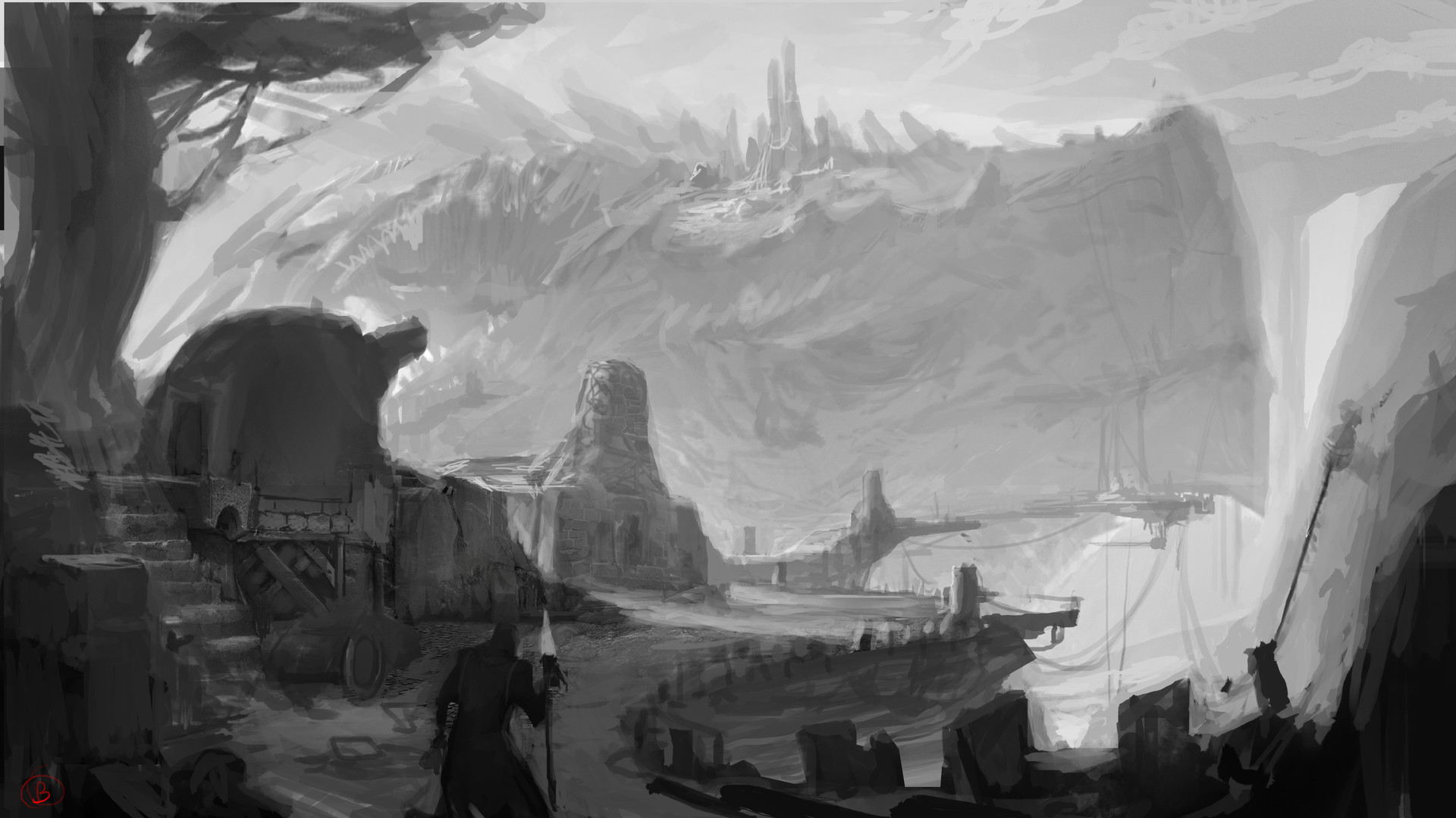 Alan dukardt 2d environment art challengeadukardtartsketch4