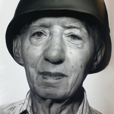 Jon yousef old soldier