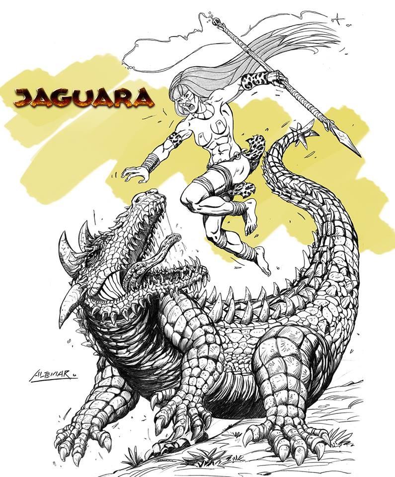 Jaguara - Against the monstrous Kuc-A