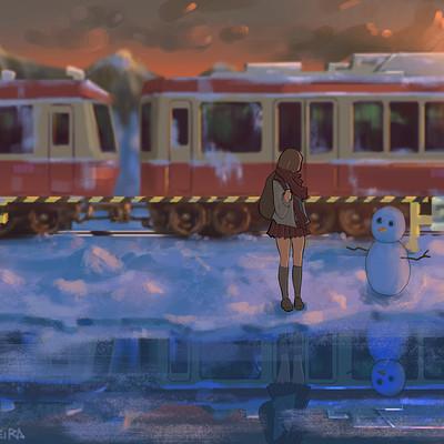 Pincheira s final tren