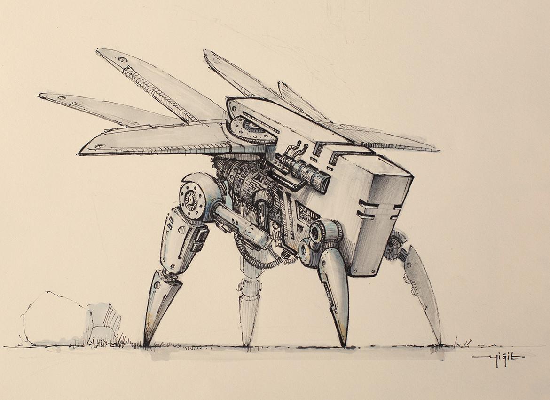 Yigit koroglu sketch 008s