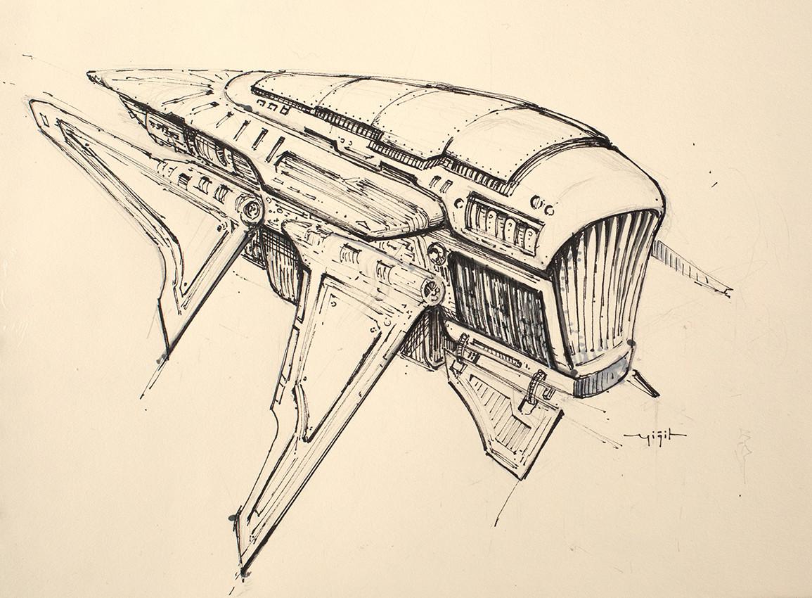 Yigit koroglu sketch 001s