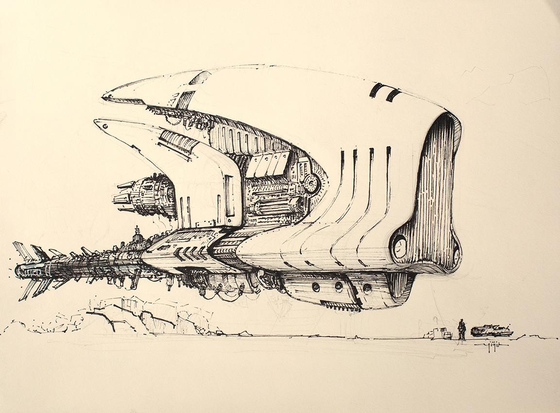 Yigit koroglu sketch 002s
