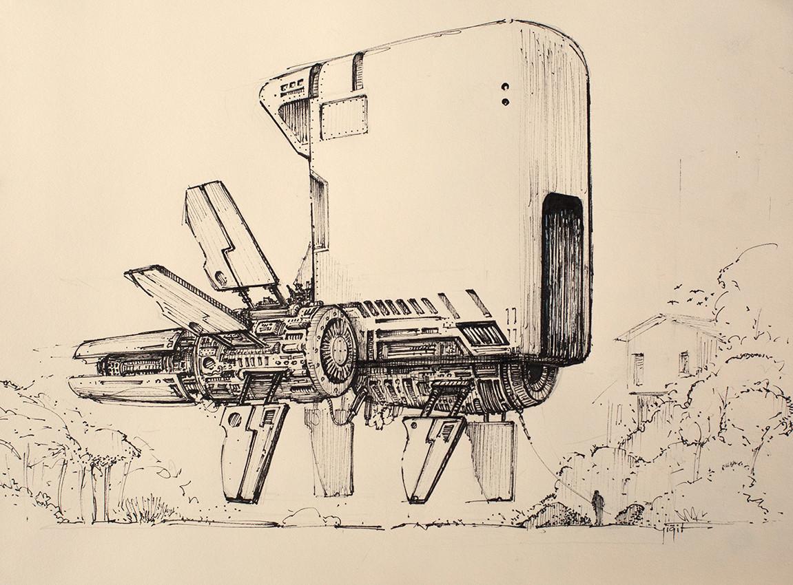 Yigit koroglu sketch 003s